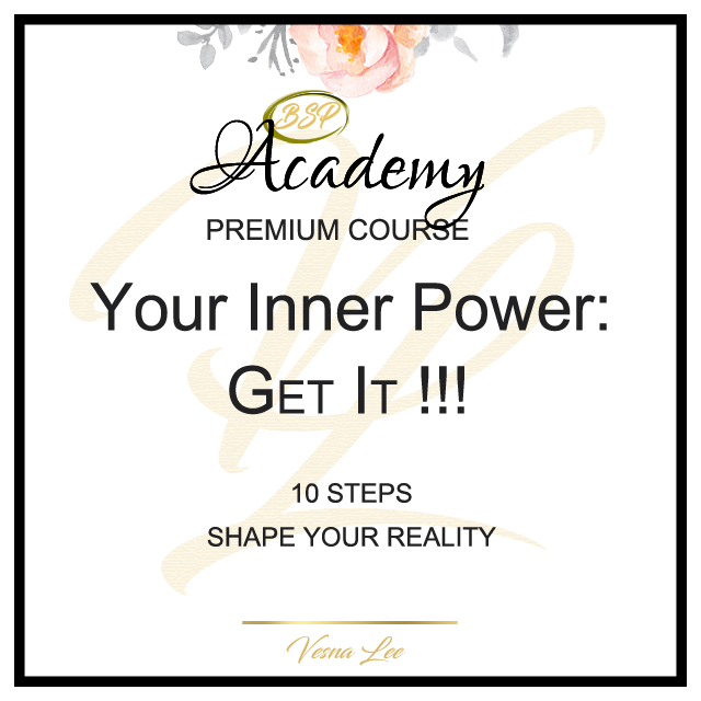Inner Power Mastery by Vesna Lee
